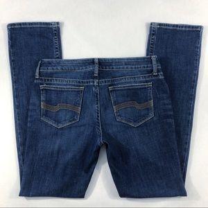 A.N.A Jeans Medium Wash Straight Leg Women's 29/8